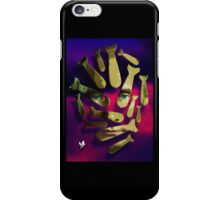 Peace is bombs away.  iPhone Case/Skin