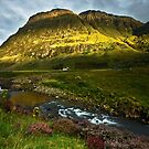 Glencoe Light by Brian Kerr