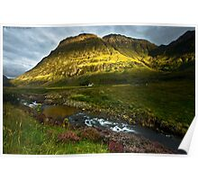 Glencoe Light Poster