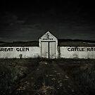 Great Glen Cattle Ranch by Brian Kerr