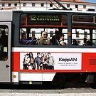 Tram by Manuel Gonçalves