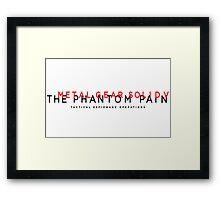 Metal Gear Solid V : The Phantom Pain Mug Framed Print
