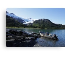 Alaskan Pleasures Canvas Print