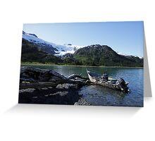 Alaskan Pleasures Greeting Card