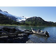 Alaskan Pleasures Photographic Print