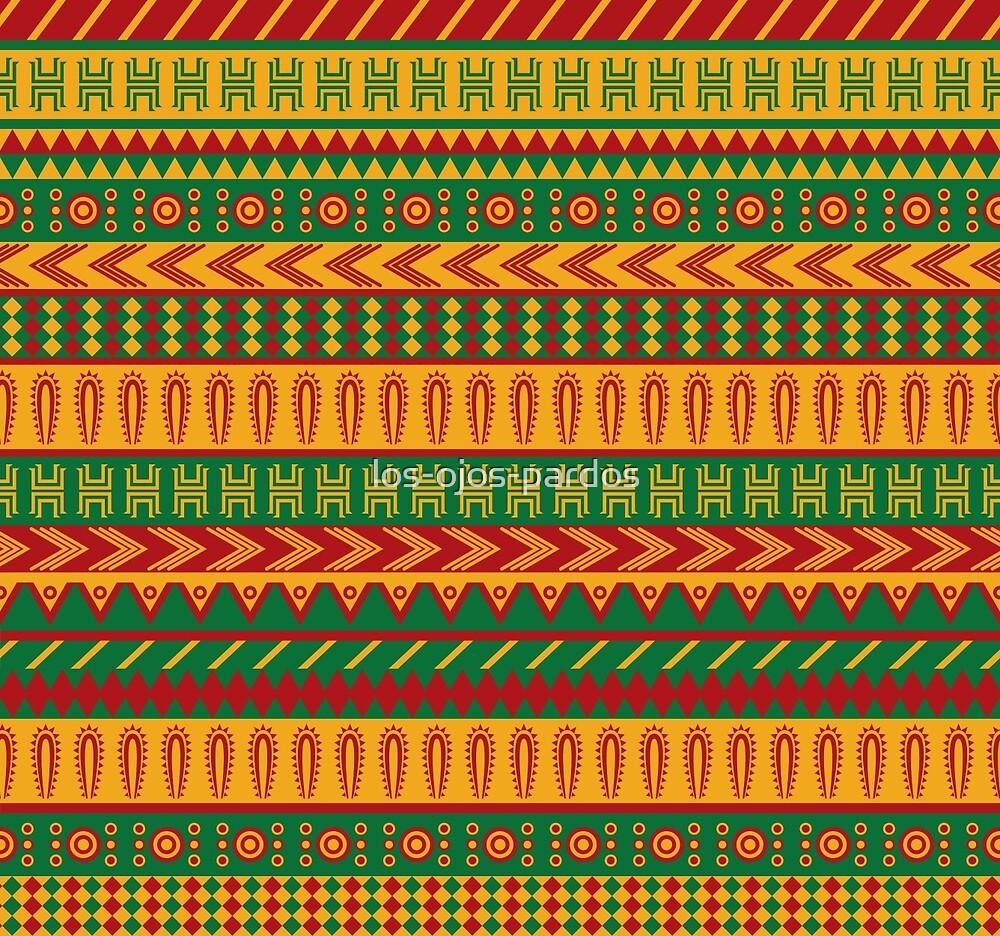 colorful aztec leggings