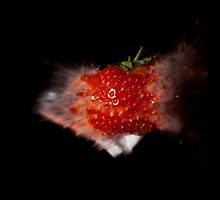Strawberry Shoot by Peter Stone
