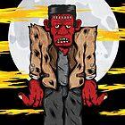 Frankenstein by Pancho The Macho
