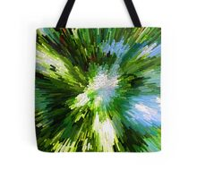 Flight of the White-in-Gale.  Tote Bag