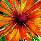 """Big Orange Implosion  by David """"Oz""""  Osterczy"""