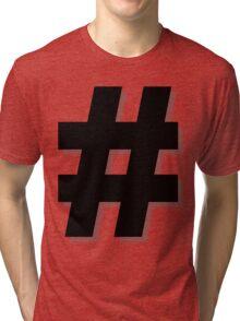 hash Tri-blend T-Shirt