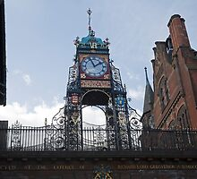 Chester by Keith Larby