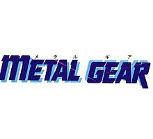 Metal Gear Mug by Mattbrush