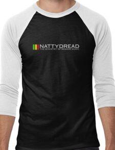 NattyDread - The Ministry Of Reggae Music Men's Baseball ¾ T-Shirt