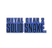 Metal Gear 2 : Solid Snake Mug by Mattbrush