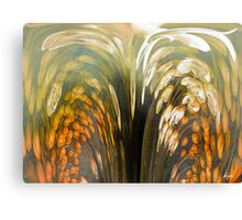 Slipping Into Fall Canvas Print