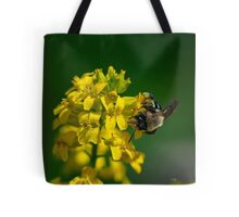 Fanfare For The Common BumbleBee Tote Bag