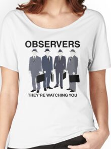 Observers Women's Relaxed Fit T-Shirt