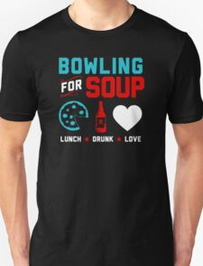 Bowling For Soup Lunch Drunk Love New Mens T-Shirt T-Shirt