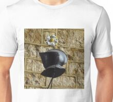 Medieval Helmet  Unisex T-Shirt