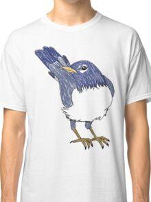 Big Scary Bird Sketch Classic T-Shirt