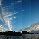 Spectacular Clouds at Cuil Bay by cuilcreations