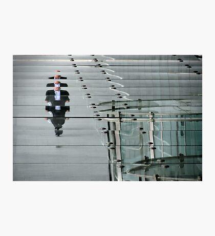 Corporate schizophrenia Photographic Print