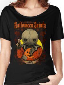Halloween Saints: Sam Women's Relaxed Fit T-Shirt