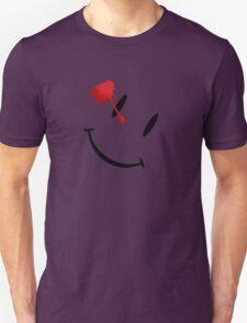 Watchmen bloody smiley  T-Shirt