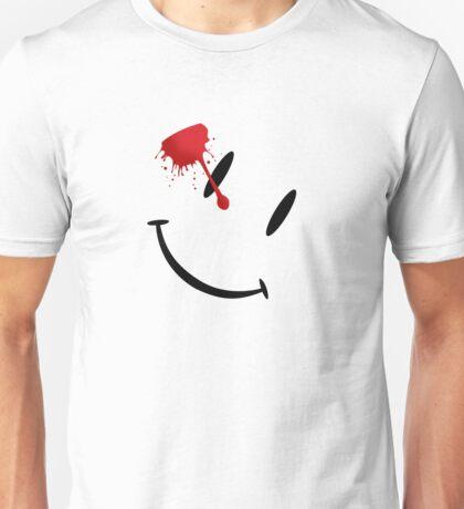 Watchmen bloody smiley  Unisex T-Shirt
