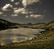 The Wettest Place In The British Isles by TTCIMAGES