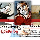 Michele Meister's Solo Exhibition Banner by solo-exhibition