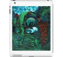 Lens to forever iPad Case/Skin