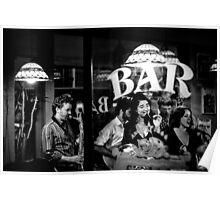 Jazz bar Poster