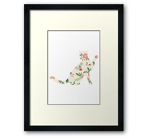 Kitty Cat Framed Print