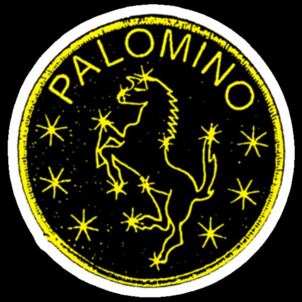 Palomino by David Cumming