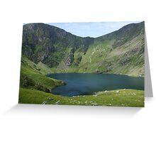 Cadar Idris, Wales Greeting Card