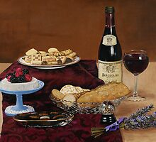 Bread And Chocolates by Karen Yee