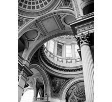 Ornate Curves Photographic Print