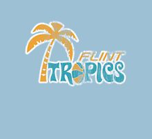 Flint Tropics Washed Retro T-Shirt