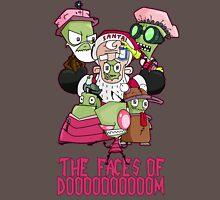Invader Zim - The faces of doom Unisex T-Shirt