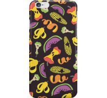 Fruits&Veggies&Berries iPhone Case/Skin