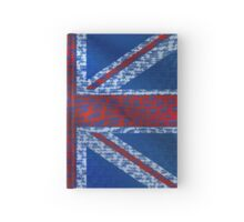 British Flag Hardcover Journal