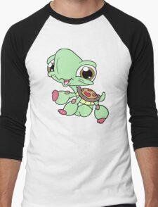 Littlest Pet Shop Turtle Men's Baseball ¾ T-Shirt