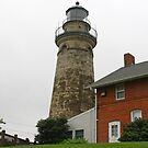 Grand River Lighthouse by Karl R. Martin