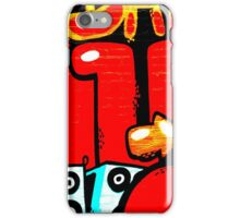 Graffiti 19 iPhone Case/Skin