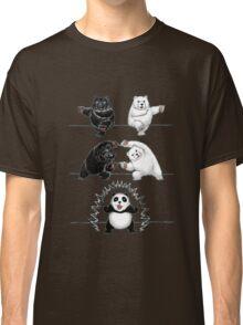 The fusion of panda  Classic T-Shirt