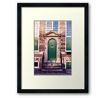 Home of Rembrandt Framed Print