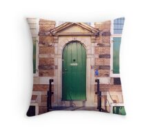 Home of Rembrandt Throw Pillow