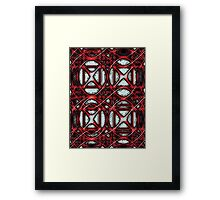 And What Do Your Knights Wear? Framed Print